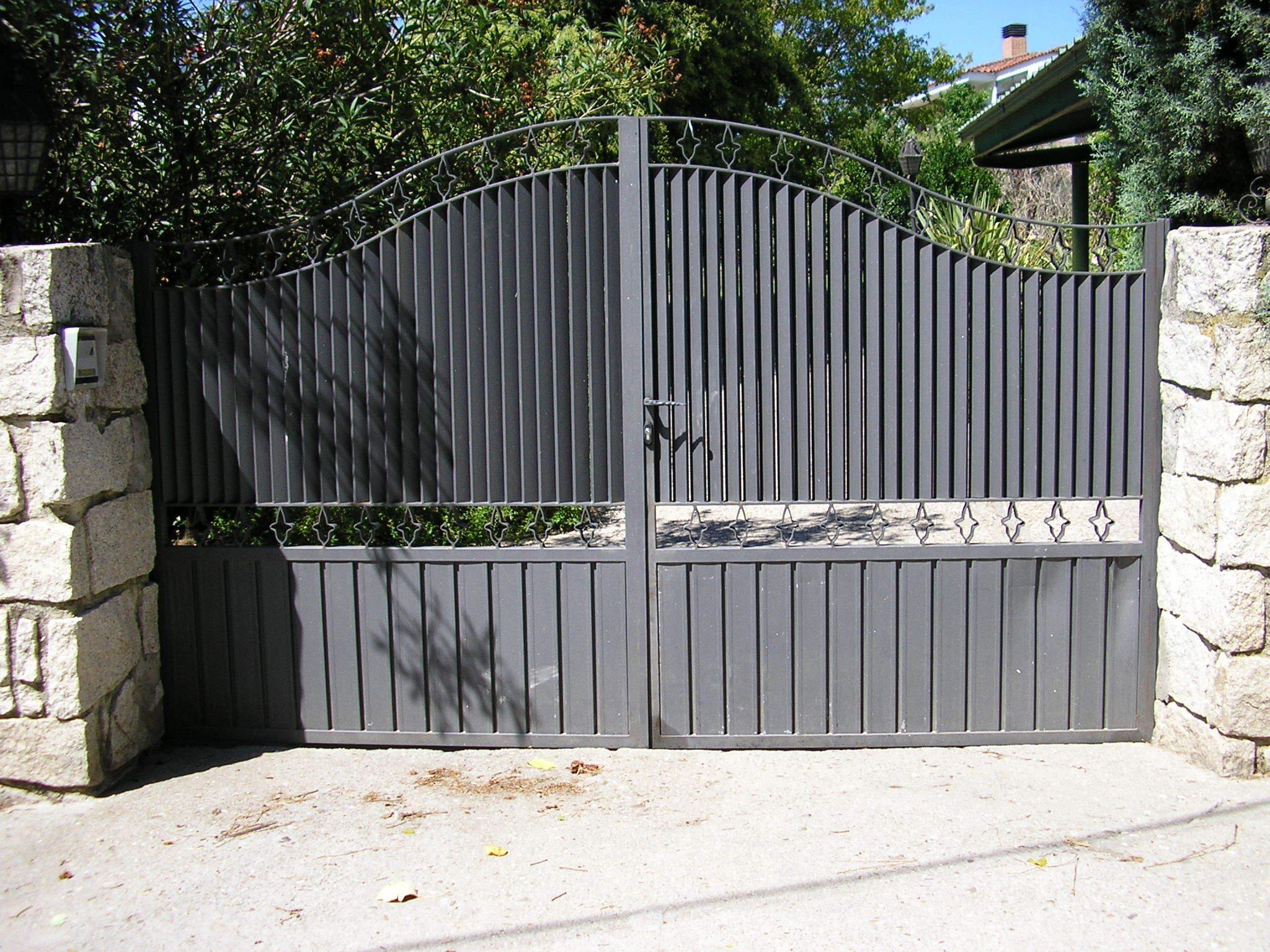 Puertas - Puertas para fincas ...