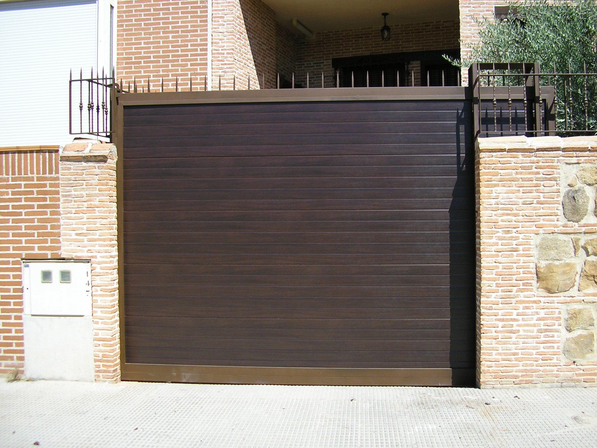 Puertas - Cancelas de madera ...